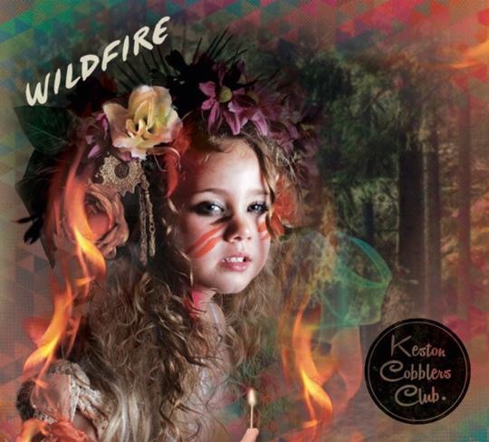 Keston Cobblers Club. Wildfire. CD.