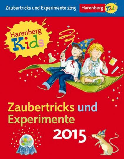 Kids Zaubertricks und Experimente 2015