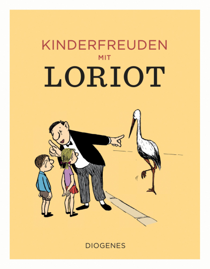 Kinderfreuden mit Loriot.