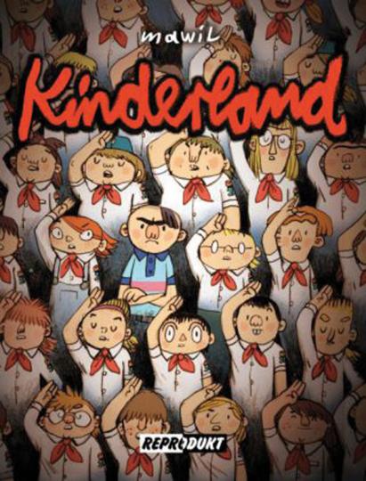 Kinderland. Graphic Novel.
