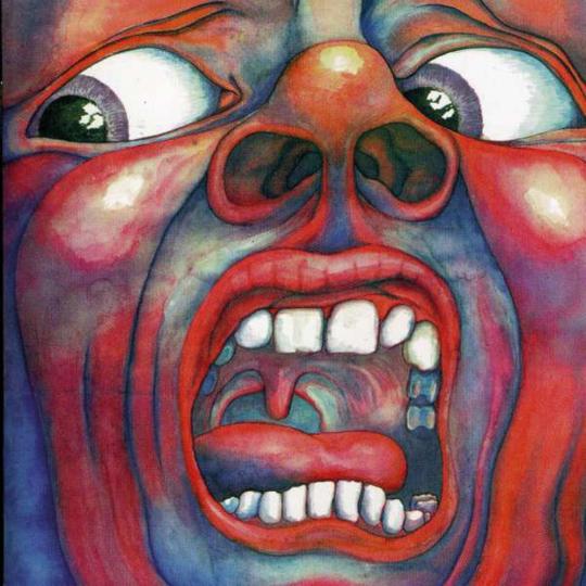 King Crimson. In The Court Of The Crimson King (HDCD). CD.