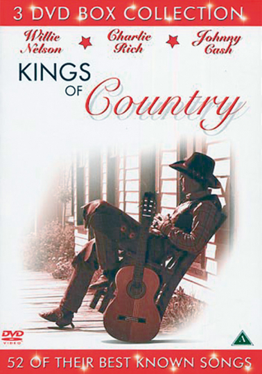 Kings of Country. 3 DVDs.