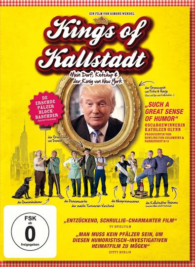 Kings of Kallstadt. DVD.