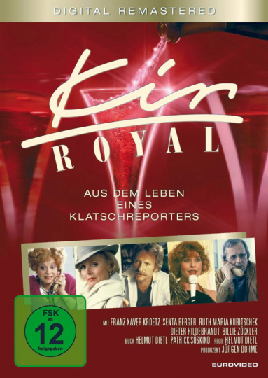 Kir Royal. 2 DVDs.