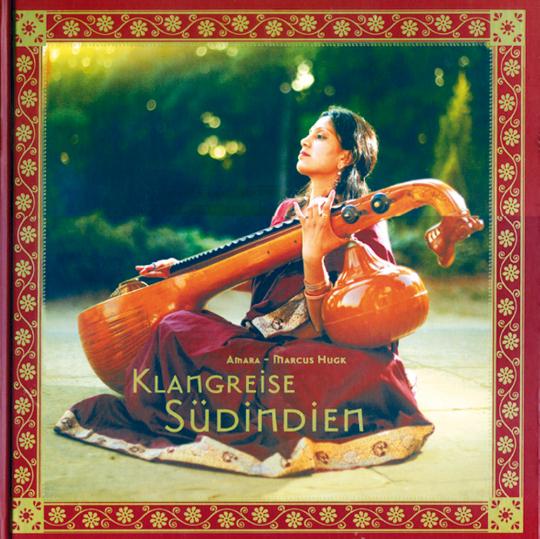Klangreise Südindien - Buch & CD