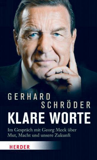 Klare Worte - Im Gespräch mit Georg Meck über Mut, Macht und unsere Zukunft