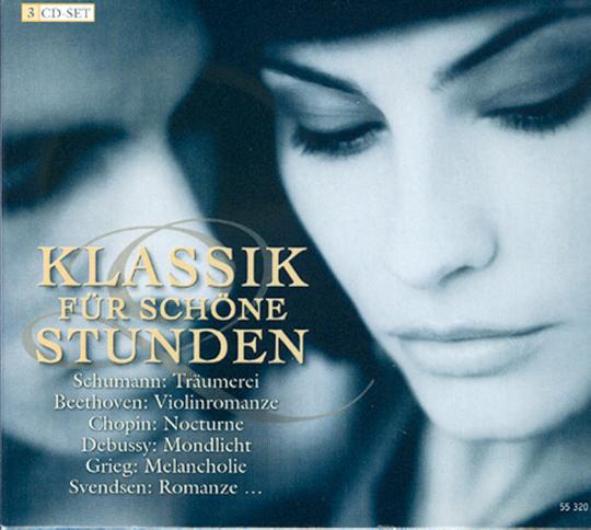 Klassik für schöne Stunden 3 CDs