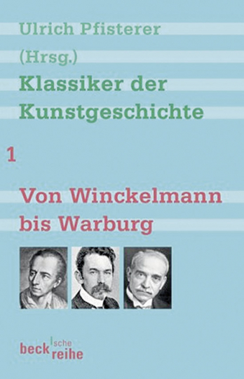 Klassiker der Kunstgeschichte. Band 1.