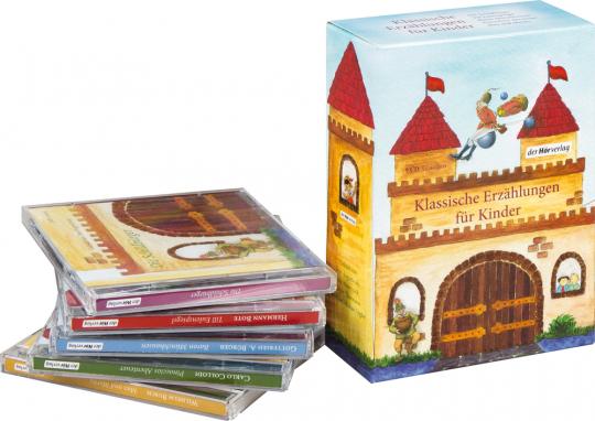 Klassische Erzählungen für Kinder. 9 CD-Set.