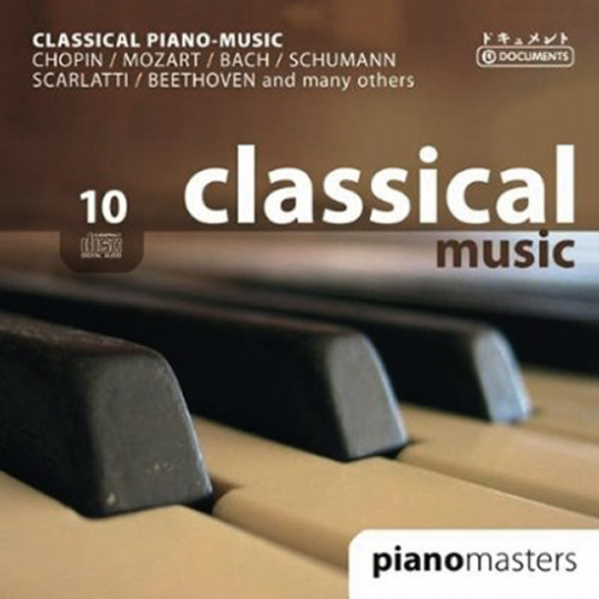 Klassische Pianomusik. 10 CD Set.