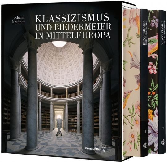 Klassizismus und Biedermeier in Mitteleuropa. 2 Bände.