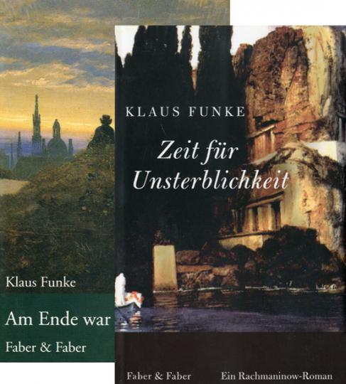 Klaus Funke. Musik-Literatur-Set 2 Bde.