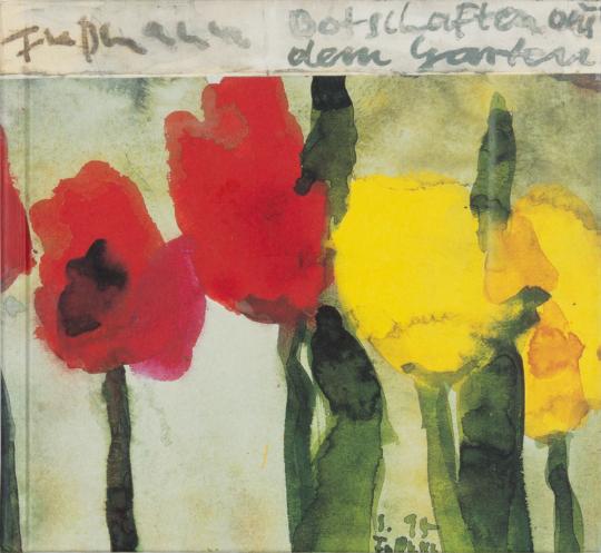 Klaus Fußmann - Botschaften aus dem Garten