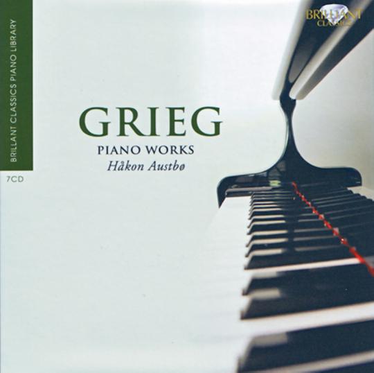 Klavierwerke 7 CDs