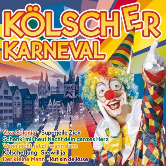 Kölscher Karneval CD