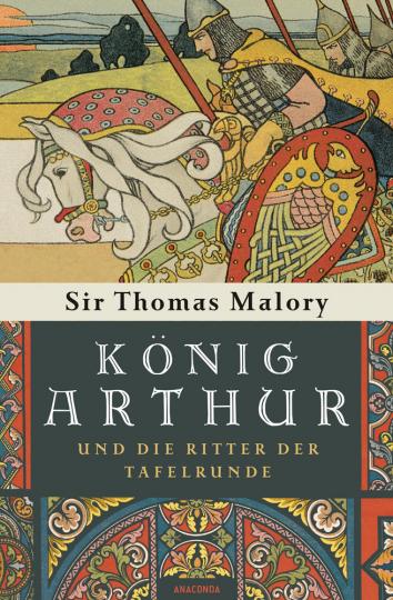 König Arthur und die Ritter der Tafelrunde.