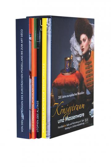 Königstraum und Massenware. 300 Jahre europäisches Porzellan.