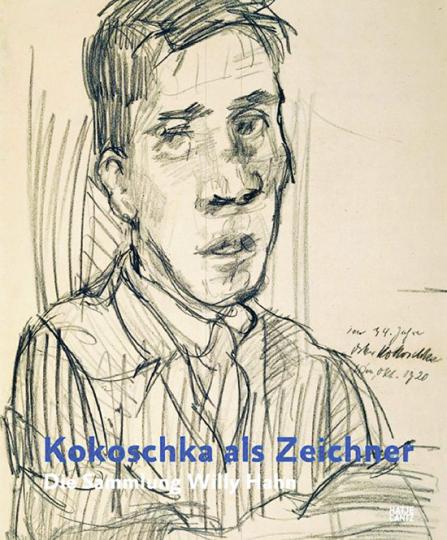 Kokoschka als Zeichner. Die Sammlung Willy Hahn.