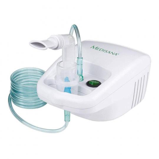 Kompakter Inhalator.