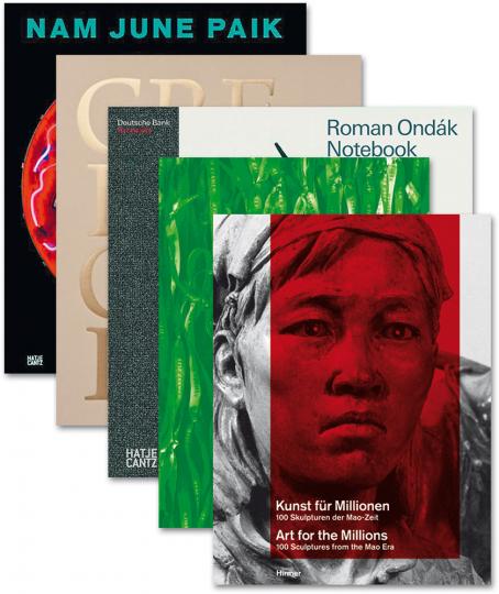 Konzept- und Videokunst. 5 Bände.