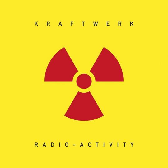 Kraftwerk. Radio-Activity. CD.