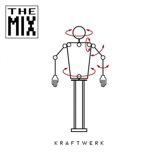 Kraftwerk. The Mix. CD.