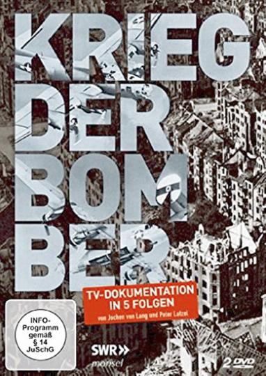 Krieg der Bomber 2 DVDs