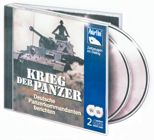 Krieg der Panzer 2 CDs