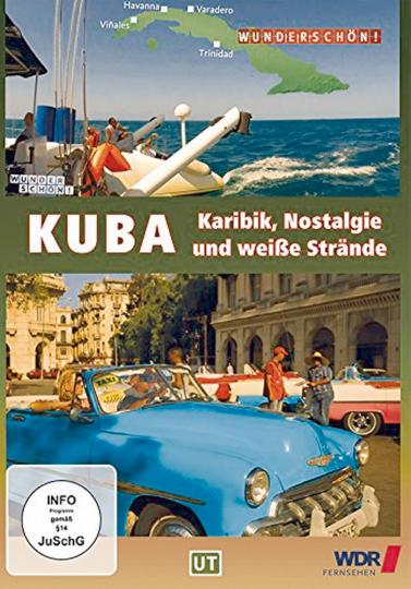 Kuba - Karibik, Nostalgie und weiße Strände DVD