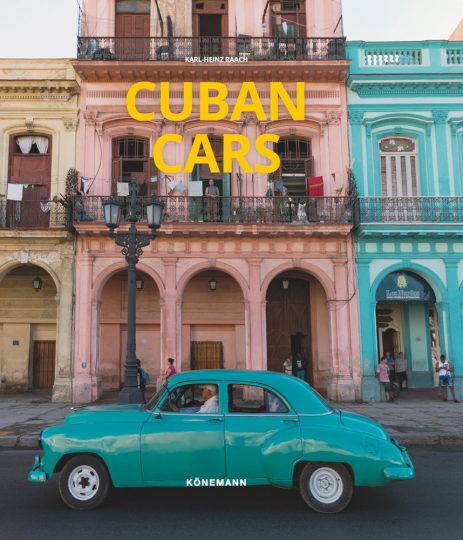 Kubanische Autos.