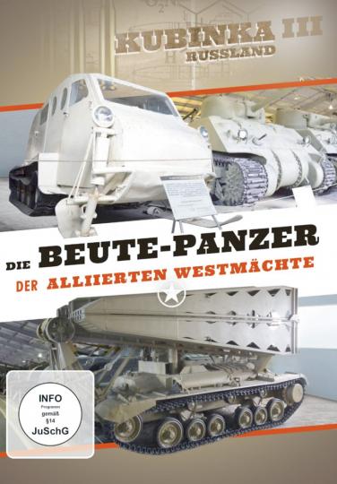 Kubinka III - Die Beutepanzer der alliierten Westmächte DVD