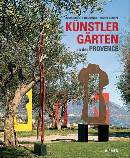 Künstlergärten in der Provence.