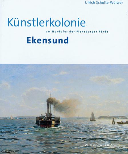 Künstlerkolonie am Nordufer der Flensburger Förde Ekensund.