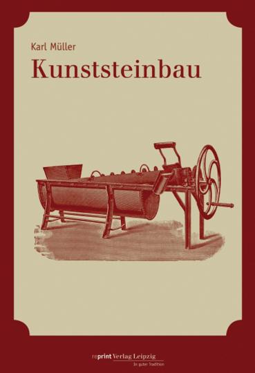 Kunststeinbau.