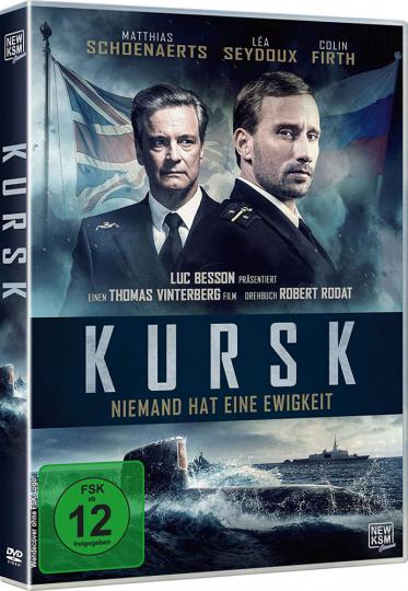 Kursk. DVD.