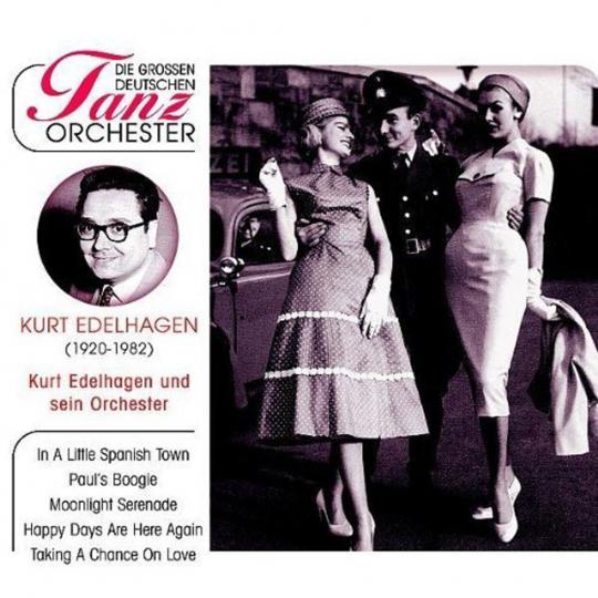 Kurt Edelhagen und sein Orchester CD
