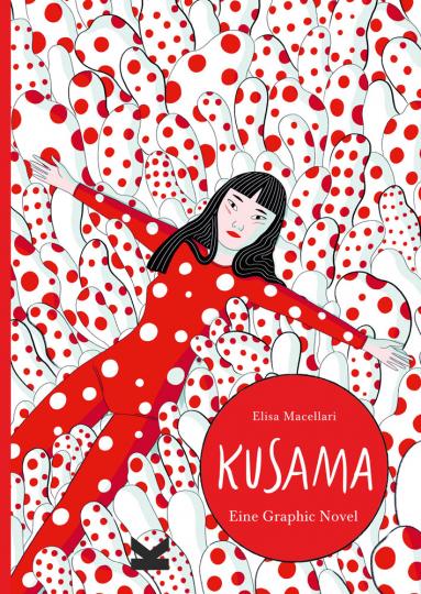 Kusama. Graphic Novel.