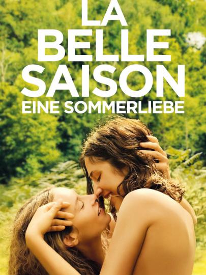 La Belle Saison. Eine Sommerliebe. DVD.