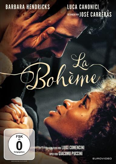 La Bohème. O-Ton mit Untertiteln. DVD.