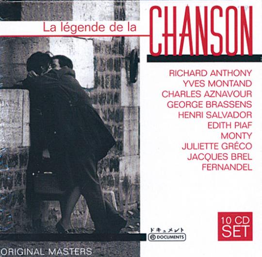 La Légende de la Chanson.