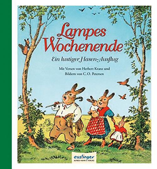 Lampes Wochenende. Ein lustiger Hasen-Ausflug. Reprint.