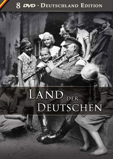 Land der Deutschen. 8 DVDs