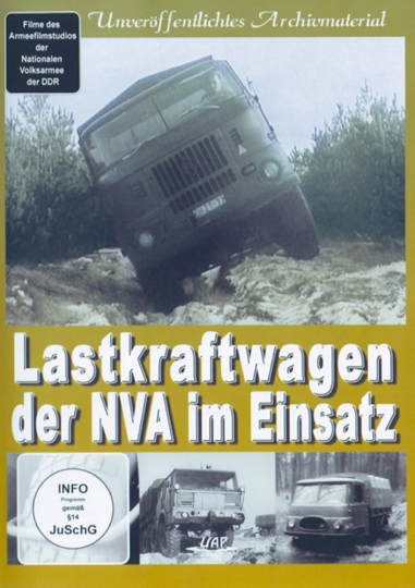 Lastkraftwagen der NVA im Einsatz DVD