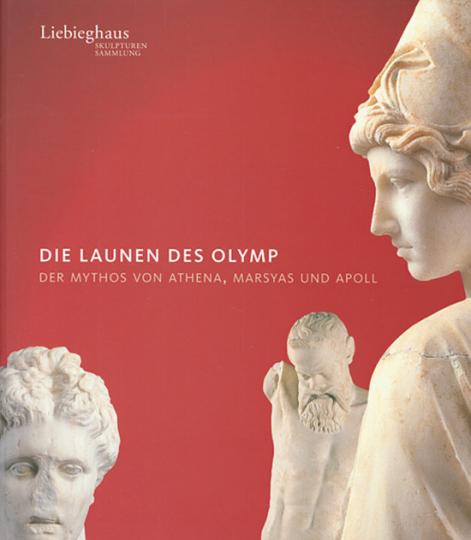 Launen des Olymp. Der Mythos von Athena, Marsyas und Apoll.