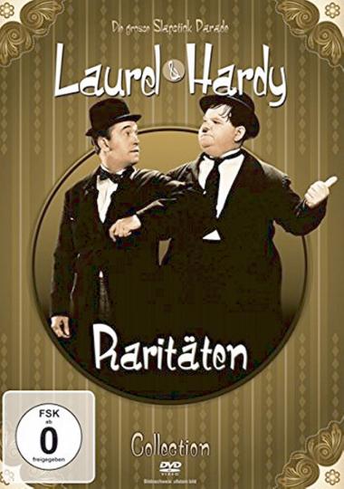 Laurel & Hardy - Raritäten DVD