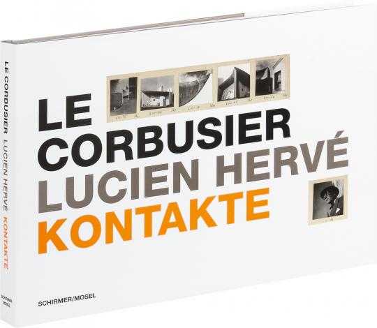 Le Corbusier, Lucien Hervé. Kontakte.