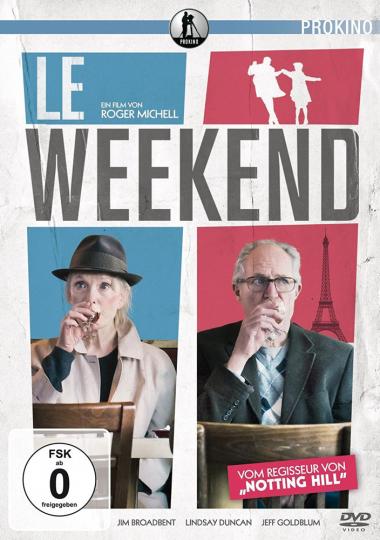 Le Weekend. DVD.
