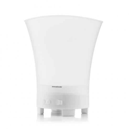 LED-Eiskübel mit Lautsprecher.