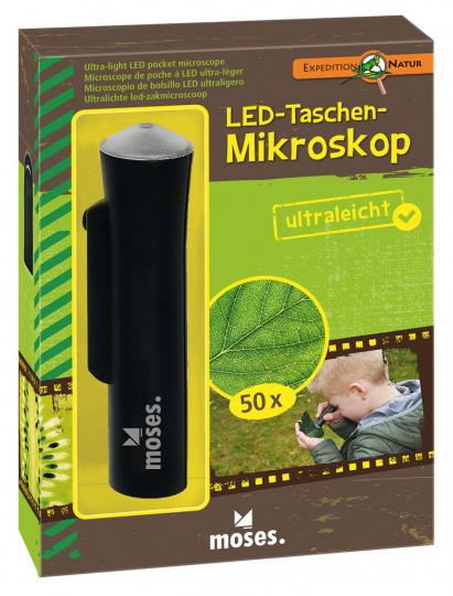 LED-Taschenmikroskop