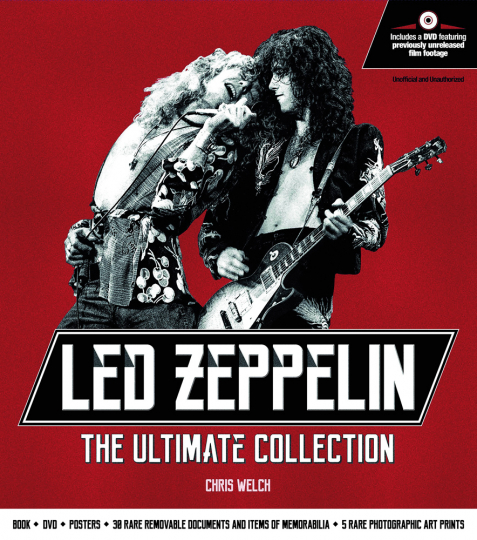 Led Zeppelin. The Ultimate Collection.